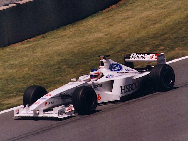 Reubens Barrichello (Stewart Ford)